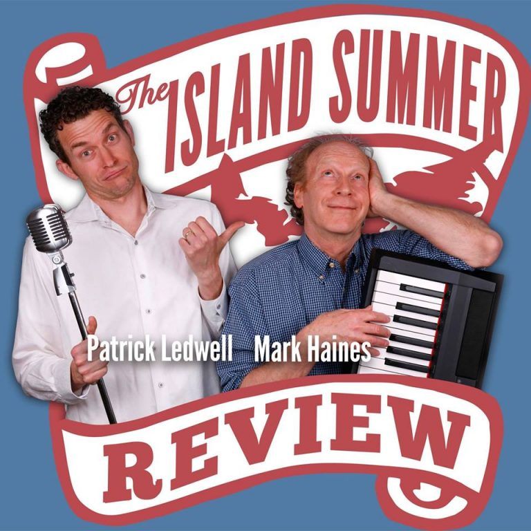 Patrick Ledwell and Mark Haines, The Island Summer Review