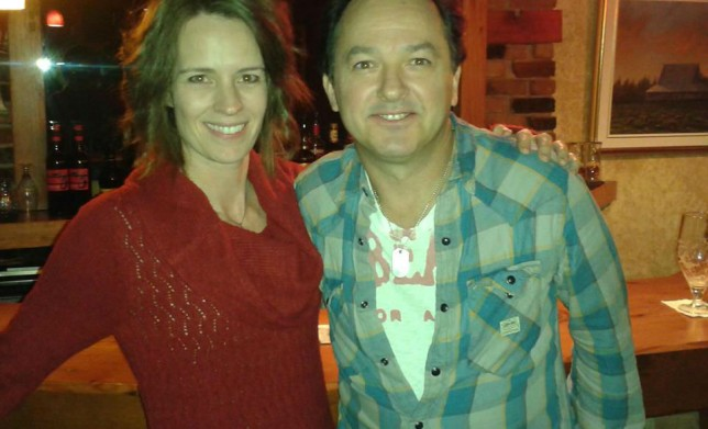 Jimmy Rankin and me