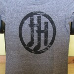 Ladies Harmony House T-Shirt on Hangar - front