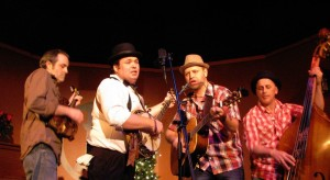 The Saddle River String Band at Harmony House Theatre