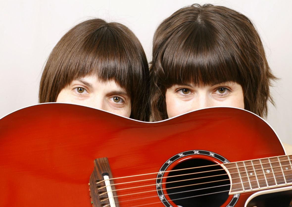 Amy & Rachel Beck CD Launch