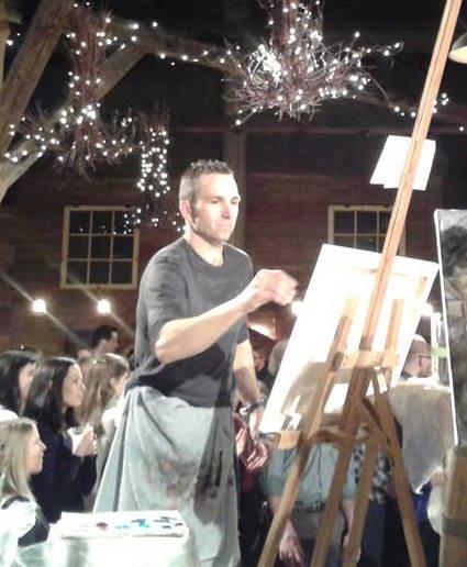 Weekend Painting Workshop with Kris Taylor