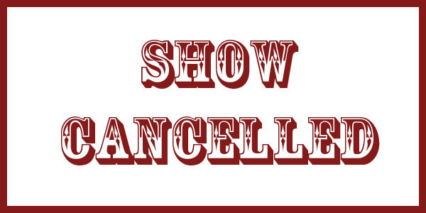Image result for show cancelled