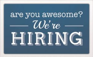 Chef/Cook Wanted!