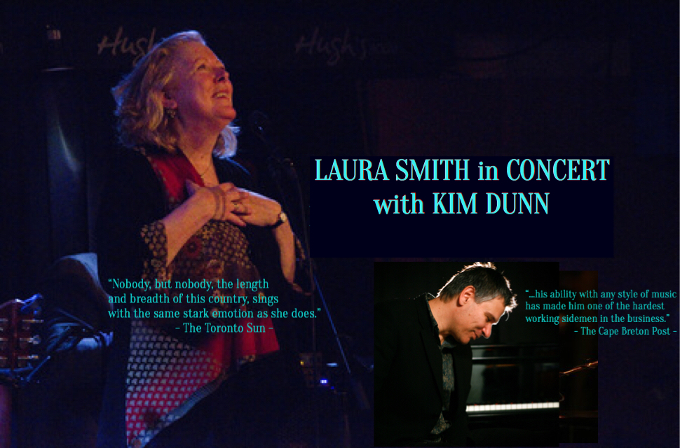 Laura Smith in Concert with Kim Dunn