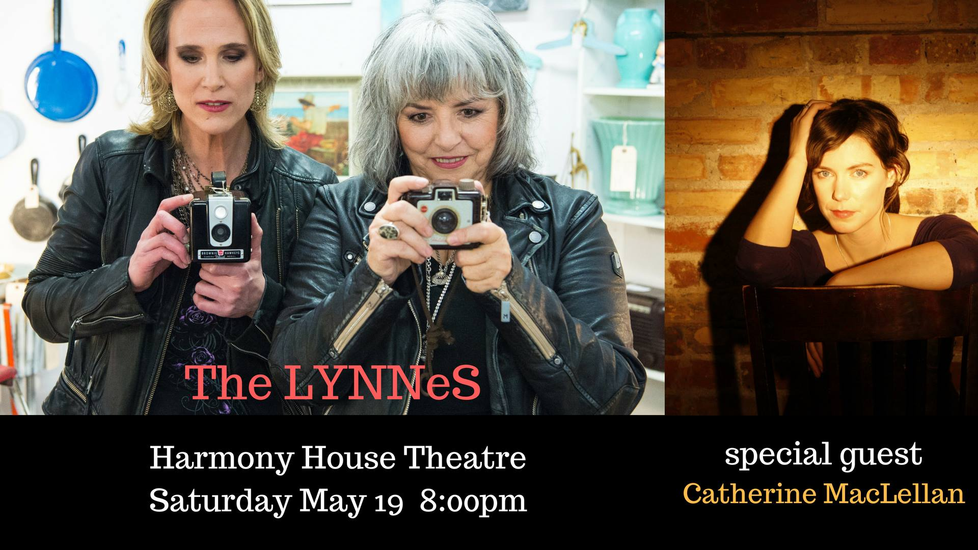 The LYNNeS with Catherine MacLellan