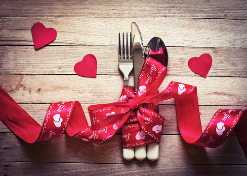 Valentine Dine for Two - Feb 15th and 16th